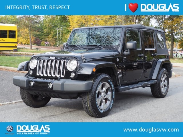 Pre-Owned 2018 Jeep Wrangler Unlimited ALTITUDE
