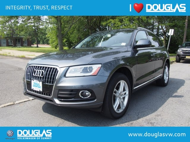 Pre-Owned 2017 Audi Q5 2.0T quattro Premium Plus