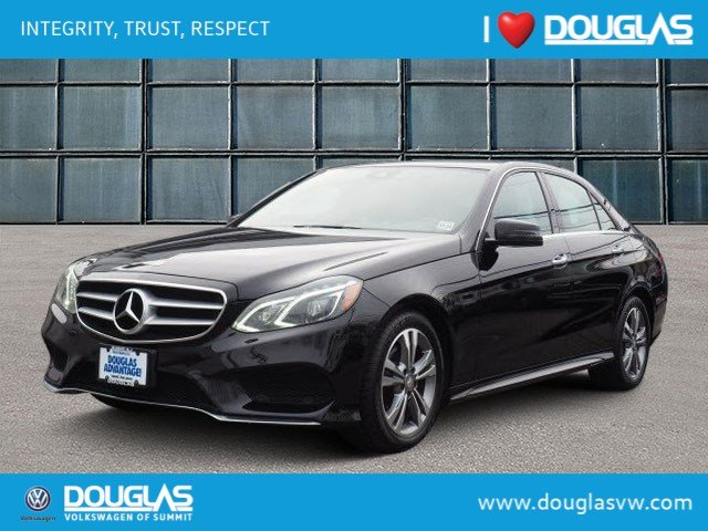 Pre-Owned 2016 Mercedes-Benz E-Class E 250 BlueTEC 4MATIC®