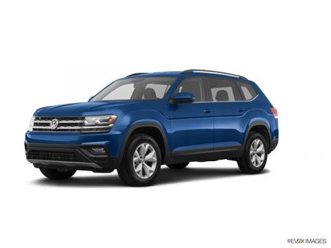 New 2020 Volkswagen Atlas 3.6L V6 S
