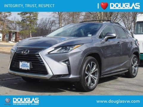 Pre-Owned 2017 Lexus RX Base
