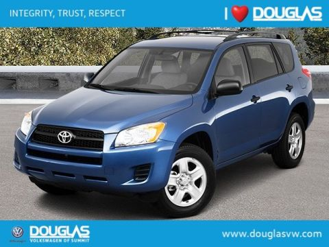Pre-Owned 2010 Toyota RAV4 4DR 4WD 4CYL 4SPD
