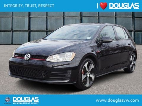 Pre-Owned 2016 Volkswagen Golf GTI S