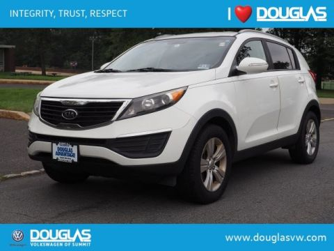 Pre-Owned 2012 Kia Sportage Base