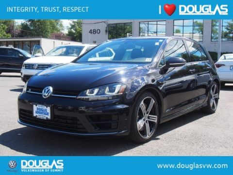 Certified Pre-Owned 2016 Volkswagen Golf R Base
